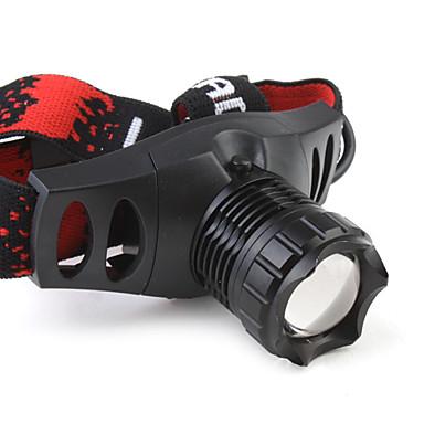 210lm 3-mode CREE XR-E Q5 LED flexibles directement responsable super lumineux d'éclairage (1 x 18650) zt-6521