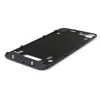 Back Battery Housing Bezel Frame for iPhone 4 (Black)