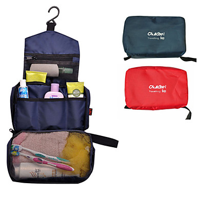 Travel Toiletry Bag Travel Kit Travel Storage for Clothes Nylon / Men's Women's Travel
