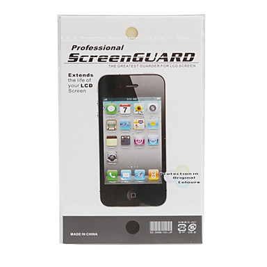 Crystal Clear Anti Glare LCD Screen Protector With Cleaning Cloth for HTC G15