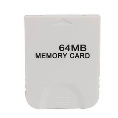 64 MB Speicherkarte für wii