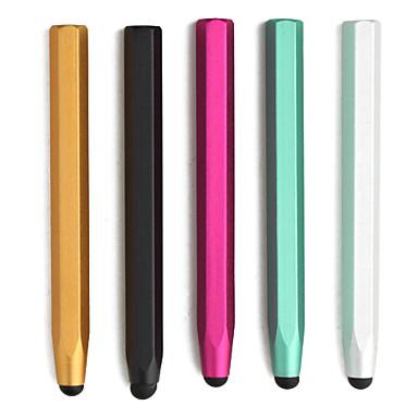 Stylet en Aluminium pour Ecran Tactile Capacitif pour iPad, Tablettes Android et Autres