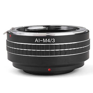 Nikon AI pour les lentilles au micro 4 / 3 adaptateur e-pl1 e-PL2 G1 G2 GF1 GH1 GH2