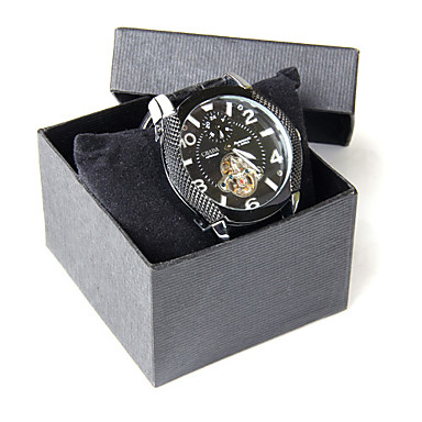 Exquisite Cool Black Watch Box Cool Black Watch Box