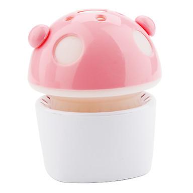 automatische parfümiert Pilz LED-Licht (rosa)