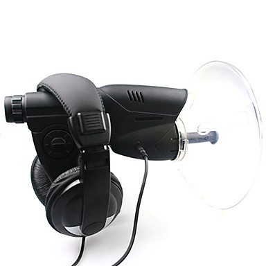 Bird Call Headphones and Microphone
