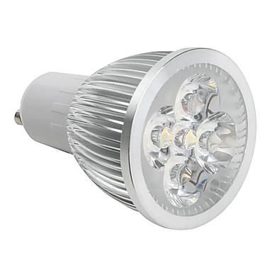 450 lm GU10 Spot LED MR16 5 diodes électroluminescentes LED Haute Puissance Blanc Chaud AC 85-265V