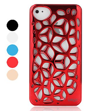 Genuine iPega Nest Style Hollow Case for iPhone 4/4S (Assorted Colors)