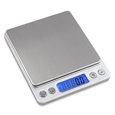 mini 2000g 0.1g hassas dijital mücevher ölçekli ağırlık elektronik cep denge