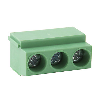 5.08mm 3P Terminal Block for Electronics DIY (20 Pieces a pack)