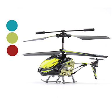 Wltoys No.S929 3.5-Channel Infrared Control Helicopter (Assorted Colors)