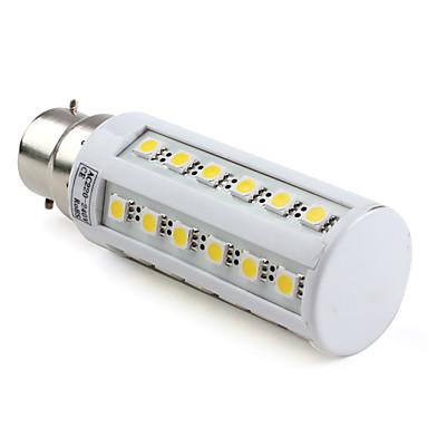 7W B22 LED Corn Lights T 36 SMD 5050 650 lm Natural White AC 220-240 V