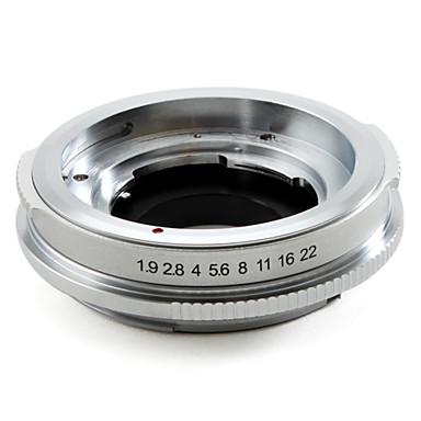 dkl-eos dkl objectif pour canon eos montage adaptateur pour appareil photo