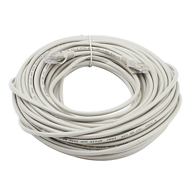 Ethernet-netværkskabel (25m) (tilfældig farve)