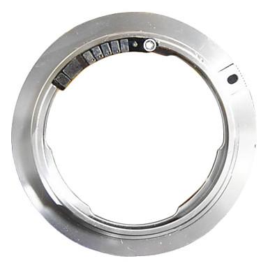 전자 7D 60d 600d 5D II와 캐논 EOS EF 마운트 어댑터 AF 확인 니콘 AI 렌즈