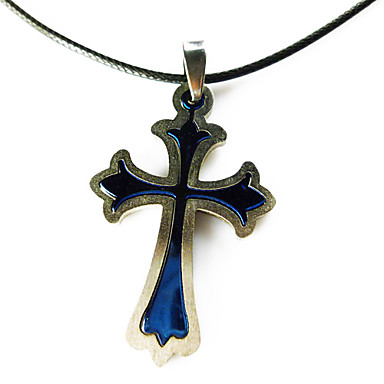 Cross in Cross Fashionable Necklace
