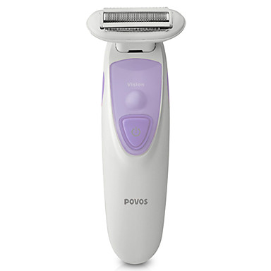 USB Rechargeable Women's Hypoallergenic Shaver Razor Trimmer