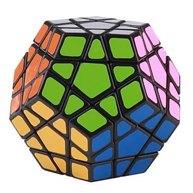 MF8 dodécaèdre Megaminx cube puzzle de tuiles (noir)