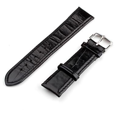 Erkek Kadın Saat Kordonları Deri #(0.012) #(0.5) Saat Aksesuarları