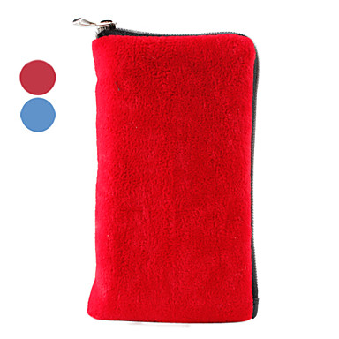 Hand Strap Textile Case for iPhone 3G and 4S (Assorted Colors)