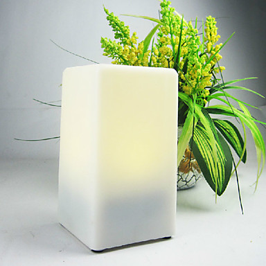 1pc Candle Light Battery Rechargeable 220V