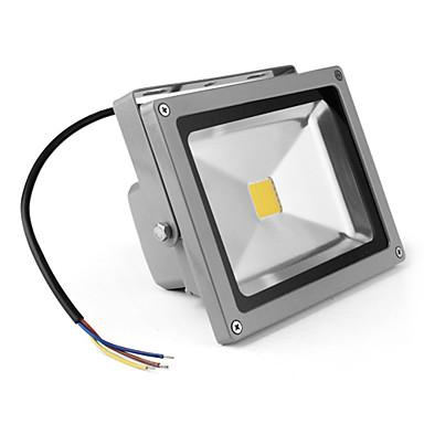 Focos de LED 1 LED Integrado 1230 lm Branco Quente K AC 85-265 V