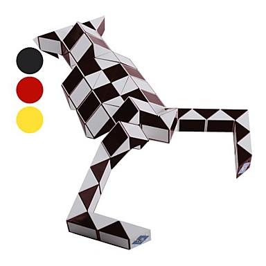 plastique puzzle cube magique 2 x 48 pièces de jouets forme de homard (couleur aléatoire)