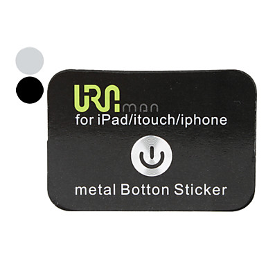 Home Button Sticker for iPhone, iPad and iTouch (Assorted Color)