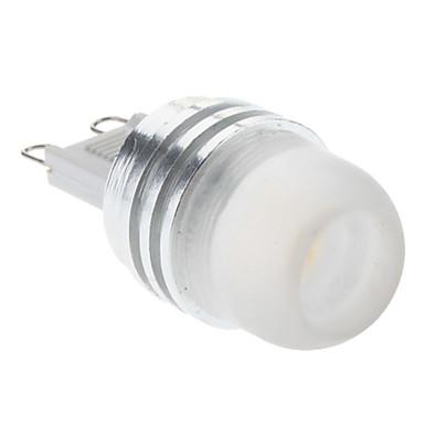 2 W 160-210 lm G9 LED Σποτάκια 1 leds LED Υψηλης Ισχύος Θερμό Λευκό Ψυχρό Λευκό DC 12V