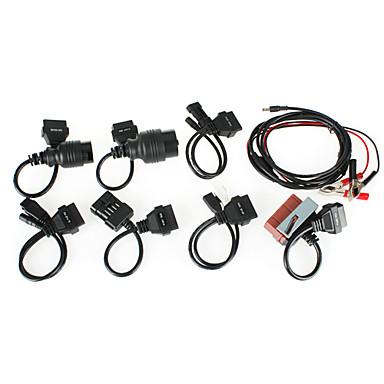 otomobiller için Autocom cdp pro için kablolar (8 parçalı paket)