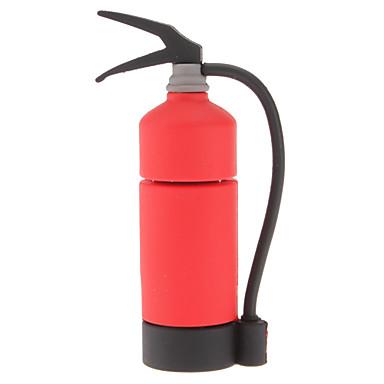 16GB USB flash sürücü usb diski USB 2.0 Plastik Karikatür Kompakt Boyut Fire extinguisher