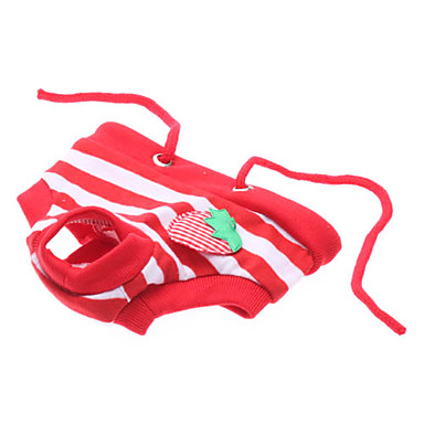 Strawberry Style Pants for Dogs (XS-XL, Assorted Colors)