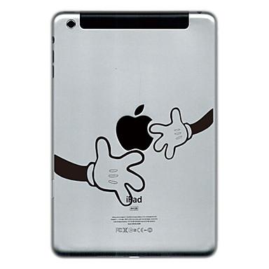Displayschutzfolie Apple für iPad Mini 3/2/1 PET 1 Stück Schutz der Rückseite Ultra dünn