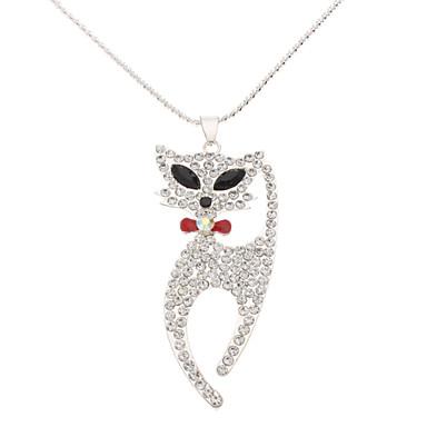 z&X® katt diamantsilverhalsband