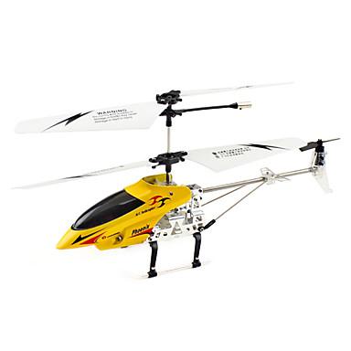 Hélicoptère de contrôle à distance de 2,5 channle (bleu / rouge / jaune modèle: 2010-1)