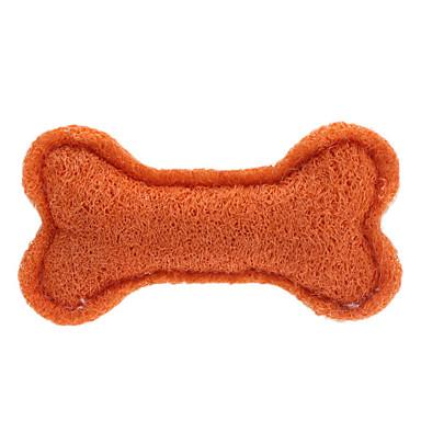 Çiğneme Oyuncağı Oyuncak Diş Temizleme Loofahs & Sponges Kemik Tekstil Uyumluluk Köpek Oyuncağı