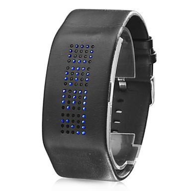 Relógio Moderno LED Esportivo de Mulher