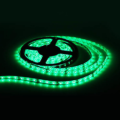 Waterdichte 5M 300x3528 SMD Green Light LED Strip lamp (12V)