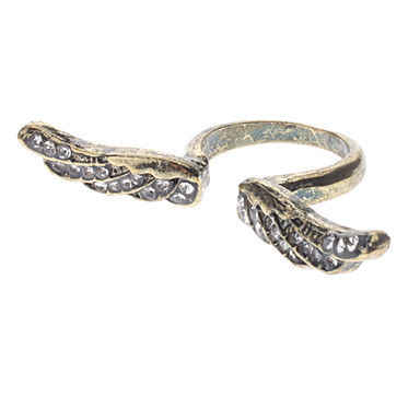 Z&X®  Angle Wing Flying Pattern Ring