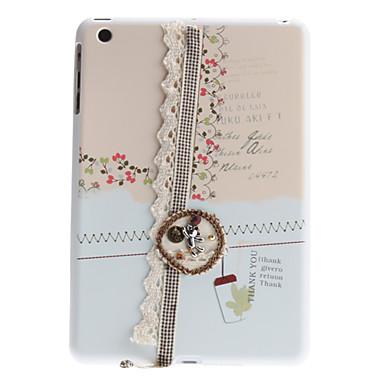 Taiteellinen suunnittelu Hard Back Case for iPad Mini