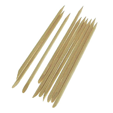 Wooden Nail Beauty Tool(10Pcs)