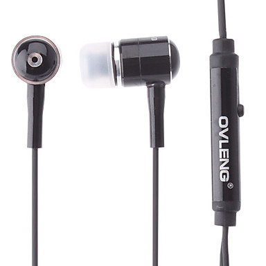 OVLENG Superior Bass Sound Earphone with Microphone for iPhone