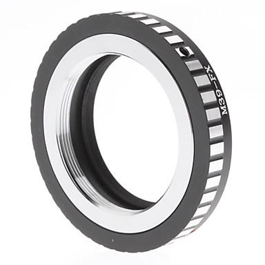 FX-L39-FX1 Monture Adaptateur, M39 (39MM x1 discussion Objectif Leica) Objectif pour appareil photo Fujifilm X-Pro1 Mirrorless