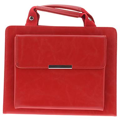 Simple Style PU Leder Tasche Case mit Ständer für iPad 2 und das neue iPad