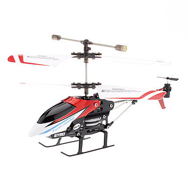 Taille Palm i-Control Helicopter pour iPhone (Modèle: i348, Rouge)