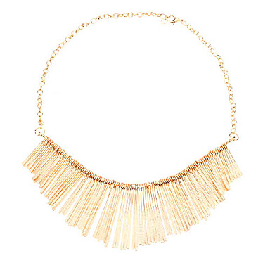 Women's Choker Necklace  -  European Necklace For Party Daily