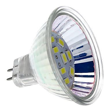 GU5,3(MR16) LED bodovky MR16 12 SMD 5730 190 lm Přirozená bílá DC 12 V