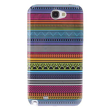 Hieno muotoilu Kestävä Hard Case for Samsung Galaxy Huom2 N7100