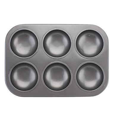 Bakvormen Halve cirkel Shaped Cake bakken lade Ovenware