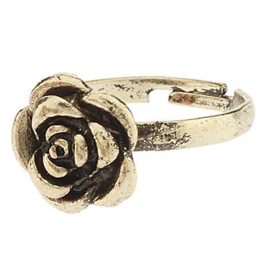 Vintage Rose en forma de anillo